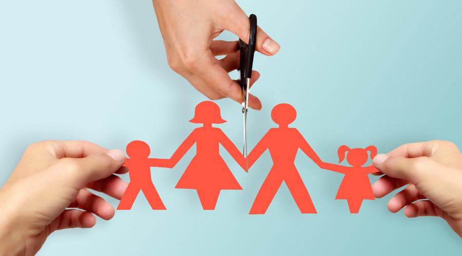 离婚协议书格式