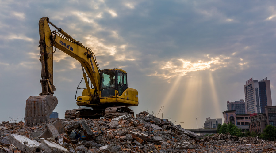 城市房屋强制拆迁程序