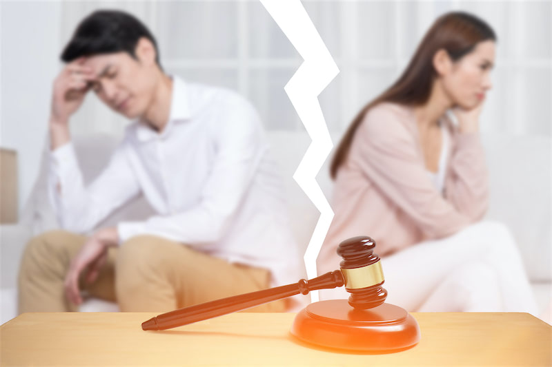 离婚时可以申请赔偿的情形