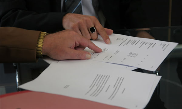工程承包協議書格式