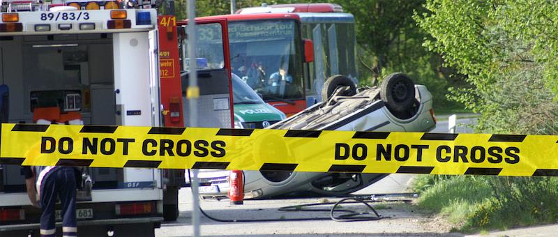 車禍后的處理流程