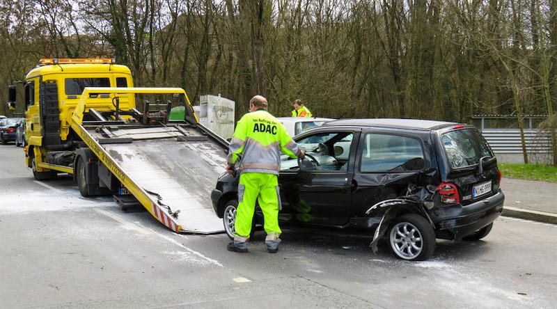 交通事故賠償訴訟案例