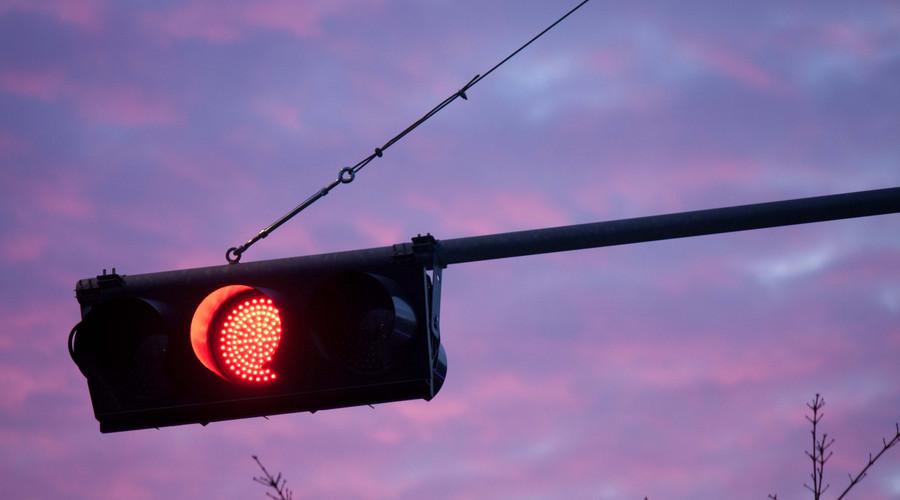 無意闖紅燈扣幾分